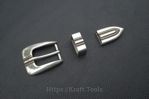 Khóa dây lưng 3 mảnh 25mm 07165