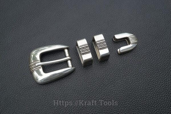 Khóa dây lưng 4 mảnh 25mm 07185