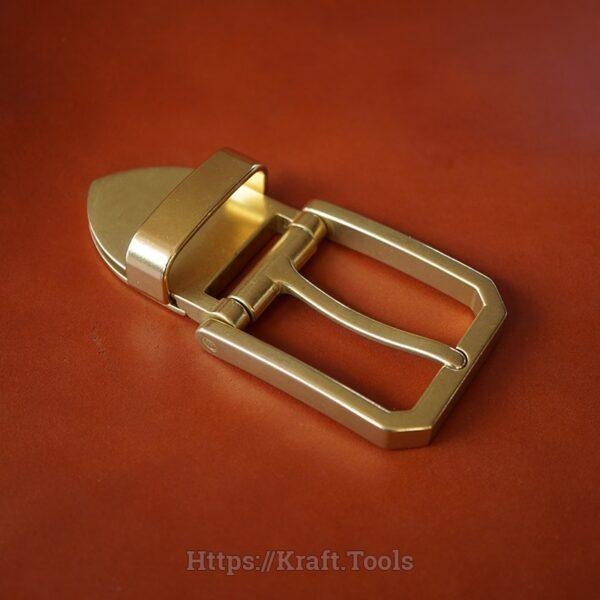 Bộ khóa dây lưng đồng thau cao cấp 40mm